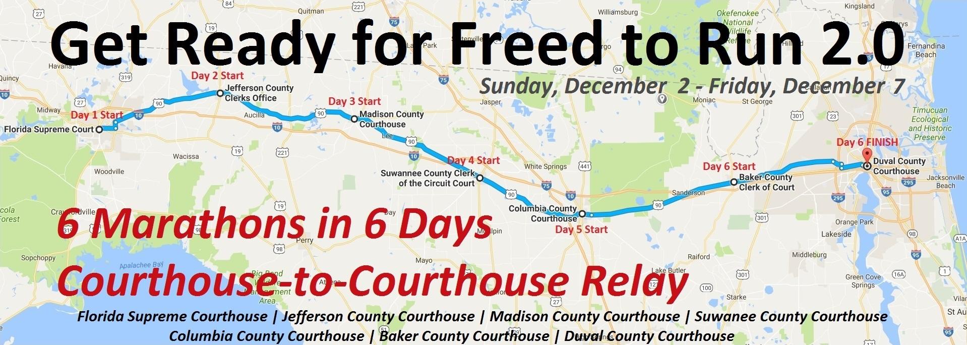 Freed To Run Team Jacksonville Area Legal Aid Inc